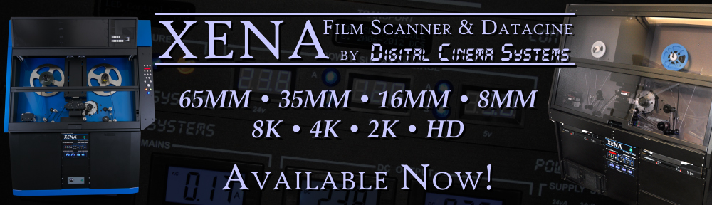 Digital Cinema Systems